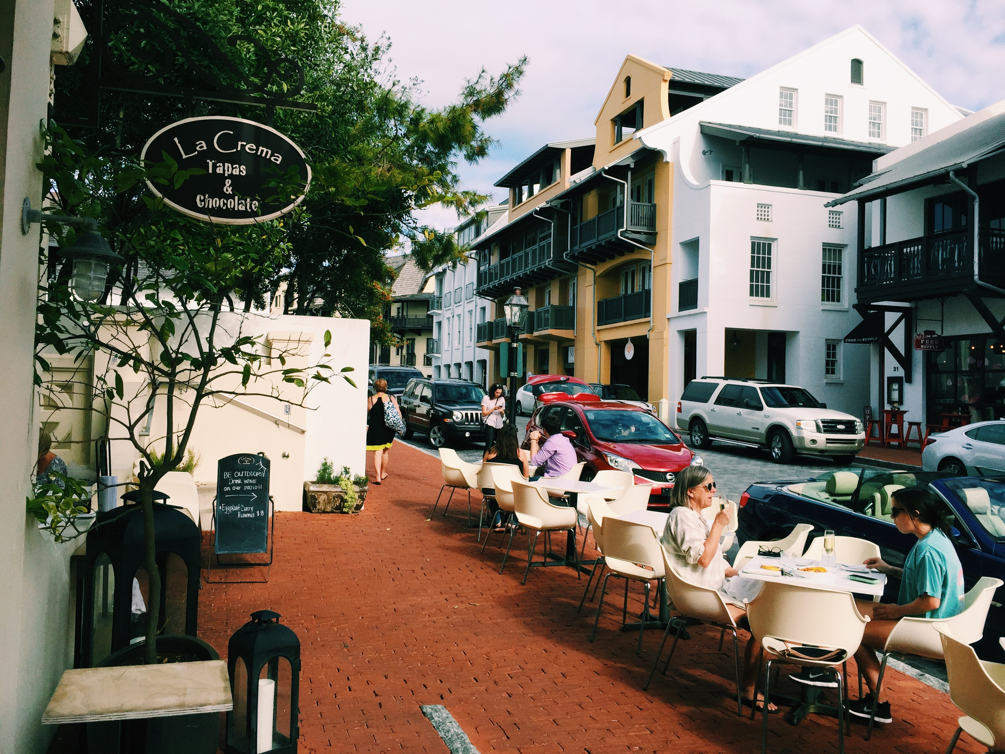 Hidden Gems Of Florida La Crema Tapas In Rosemary Beach