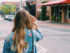 Frankly, my dear, I don't give a denim – Fishnets & Denim Jackets