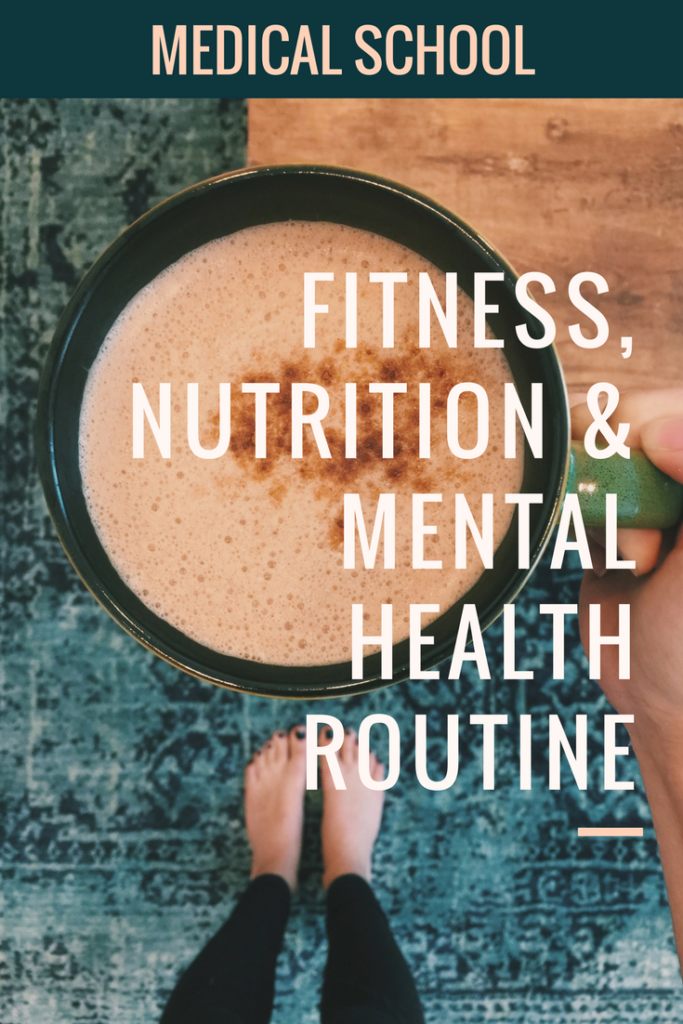 Fitness, Nutrition & Mental Health Routine