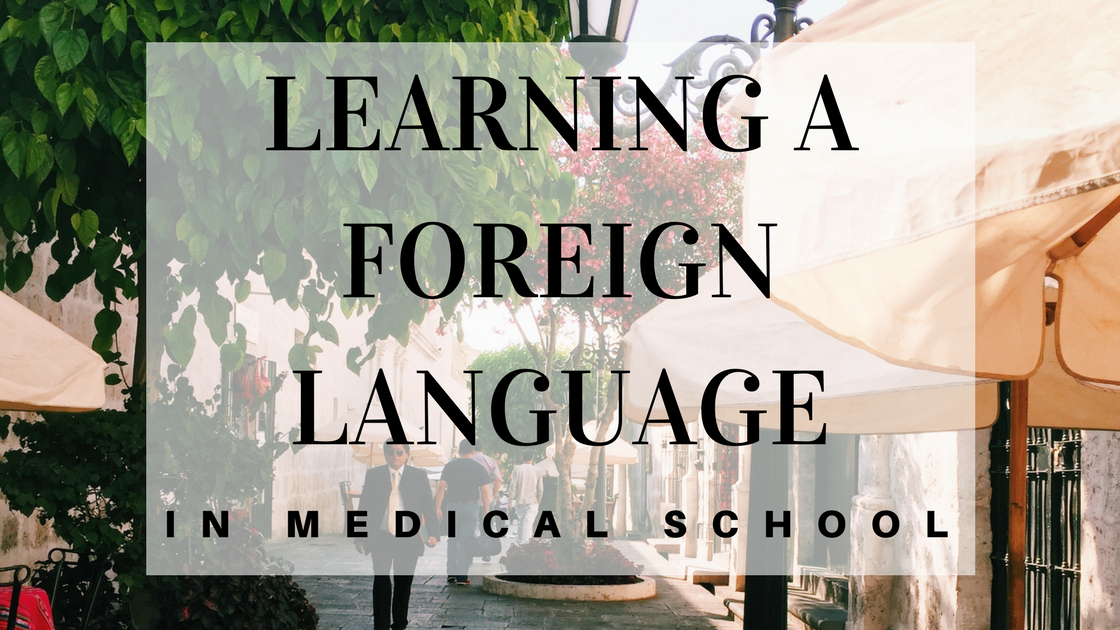 Useful languages to learn if I am going into the medical ...