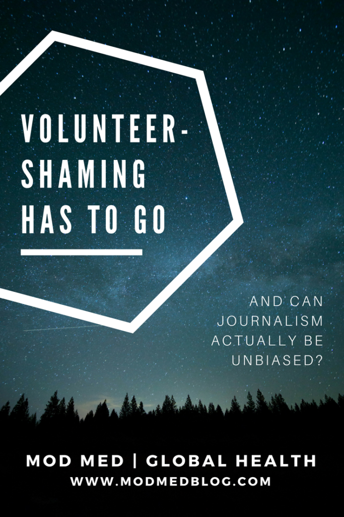 Volunteer-Shaming Has to Go